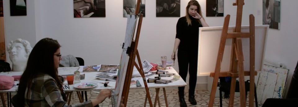 Cursuri de arta individuale