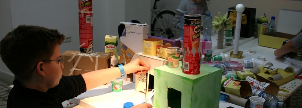 Atelier de Pictura pentru copii
